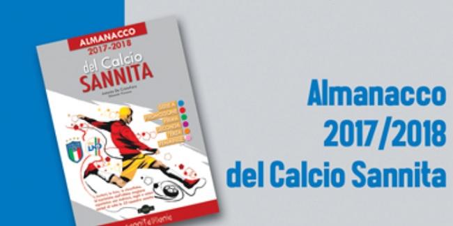 Almanacco del Calcio Sannita 2017/2018: questa sera la presentazione presso il Coni.