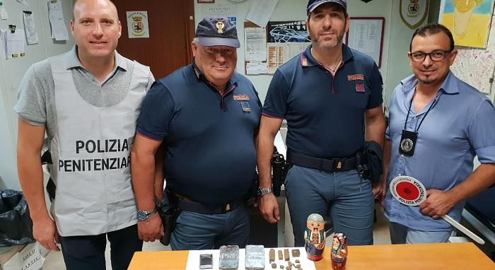 Benevento: Di giorno parcheggiatore, di sera spacciatore. Quarantaquattrenne arrestato dalla Polizia.