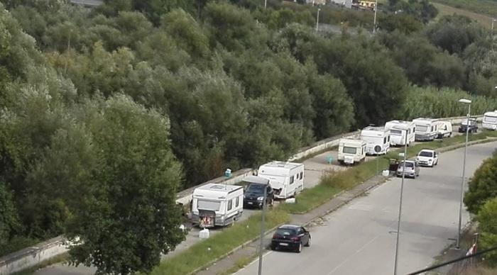 Campo Nomadi Abusivo: Schipani Presidente di Quartiere rione Libertà informa il Comune di Benevento.