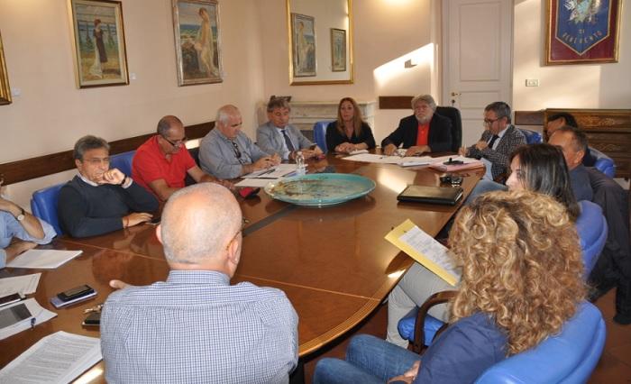 Avviata la fase di contrattazione decentrata presso la Provincia di Benevento.