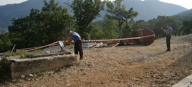 Inquinamento ambientale Cusano Mutri.Sequestrata una ditta per la lavorazione di marmi.