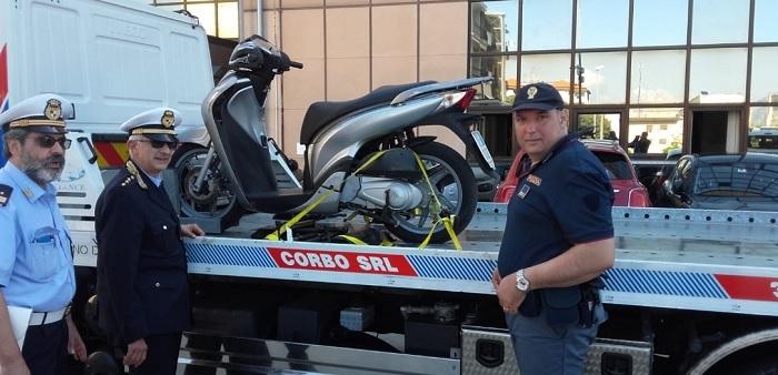 Investe il sindaco di Arpaise. Fermato e identificato l'autore.Fioravante Bosco (Polizia Municipale) ringrazia.