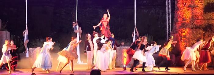 """""""Il Fantasma dell'Opera """" al Teatro Romano : """" GRANDI"""""""