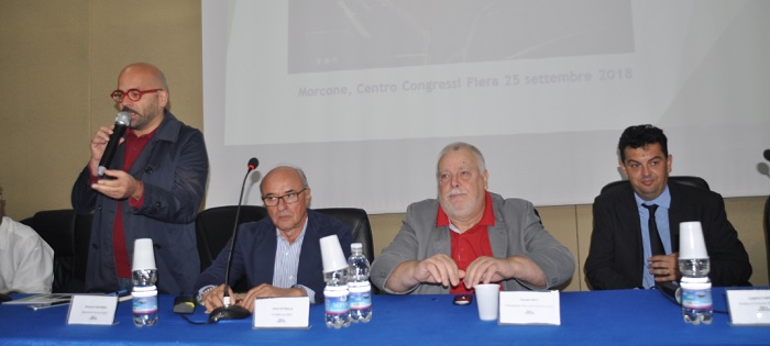 Inaugurata la strada Senzamici: Diga di Campolattaro Opzione Strategica di Sviluppo.