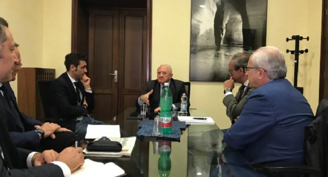 """Sanità nel Sannio, Mortaruolo: """"De Luca verrà nel Sannio. Lunedì incontro preparatorio alla visita"""""""