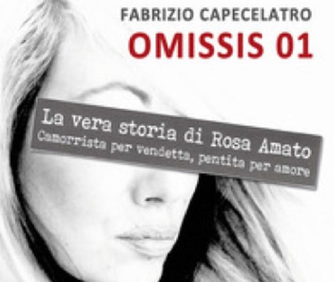 """Presentazione del libro""""Omissis 01 – La Vera Storia di Rosa Amato"""" presso l'Addolorata di Benevento."""