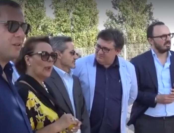 """Rifiuti. Cadoro : """"E' colpa di De Luca e De Magistris"""""""