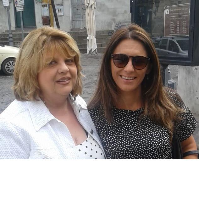 #AvantiDonne, Vittoria Principe incontra l'Europarlamentare, Pina Picierno.