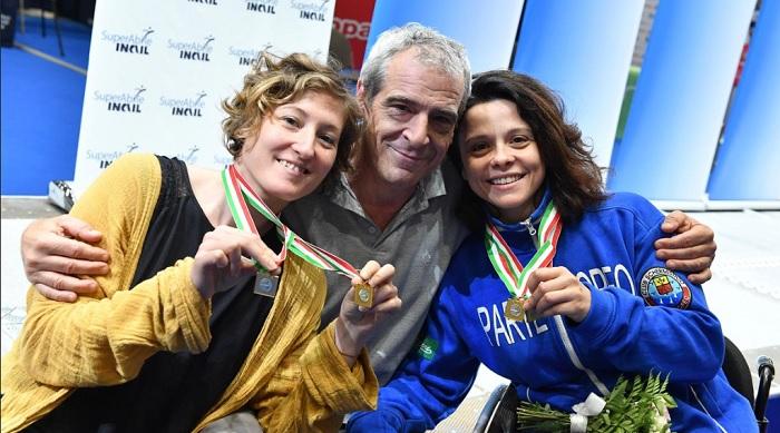 Straordinaria vittoria della schermitrice sannita Rossana Pasquino ai Giochi Europei della Scherma