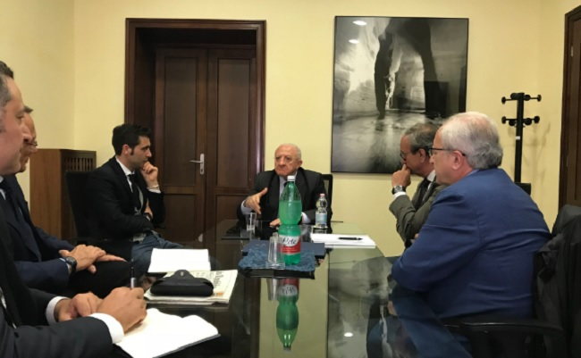 """Pronto soccorso di Sant'Agata de' Goti, Mortaruolo: """"A De Luca ho chiesto di incontrare i cittadini del Sannio"""""""