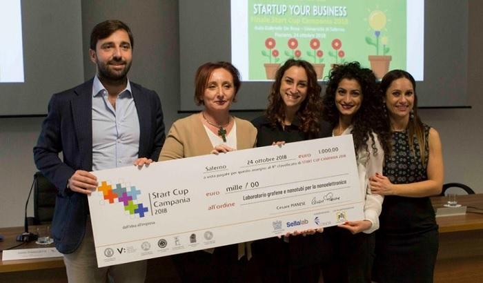 Start Cup Campania 2018: buona affermazione di Unisannio nei progetti Aedes e Gradì