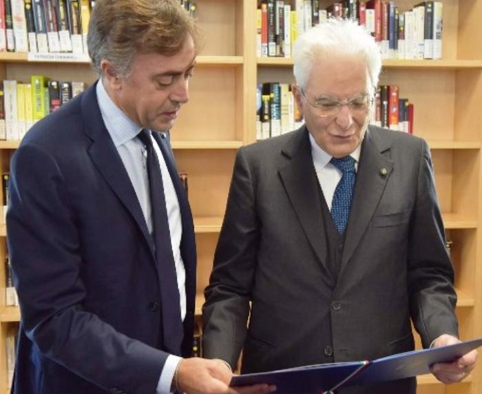 Poste Italiane. Un Annullo Filatelico Speciale in ricordo di Giovanni Gronchi.