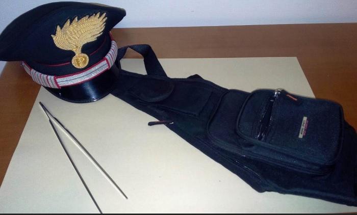 San Giorgio del Sannio: borseggia nel mercato settimanale….. arrestato dai Carabinieri.