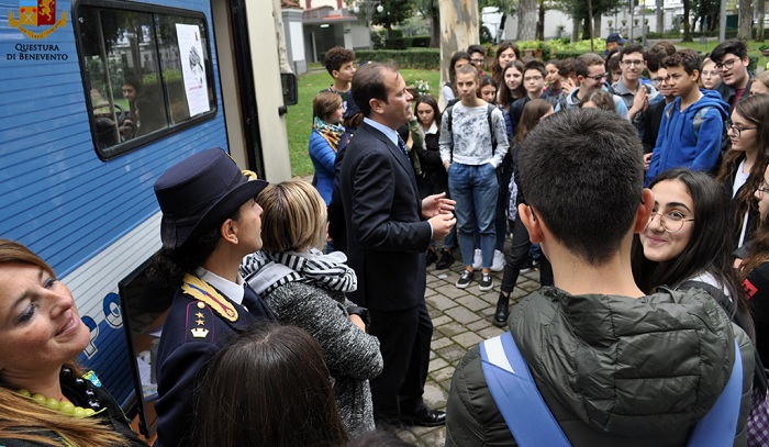 Festa della Polizia a Telese Terme, il programma delle celebrazioni.