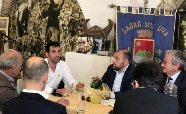"""Città Europea del Vino 2019, Mortaruolo: """"Una candidatura di respiro internazionale quella del Sannio"""""""