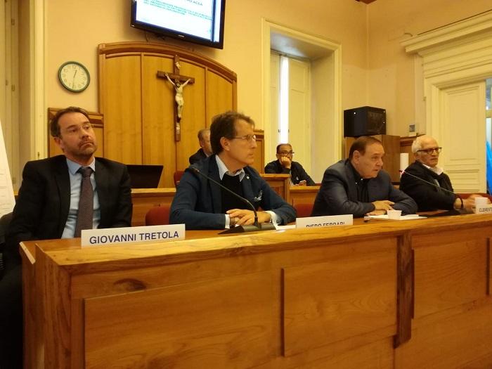 Gesesa e comune di Benevento insieme per mettere in campo le migliori tecnologie depurative