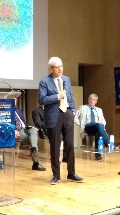"""Lo scienziato Iavarone a Benevento: """"ecco le nostre recenti scoperte"""""""