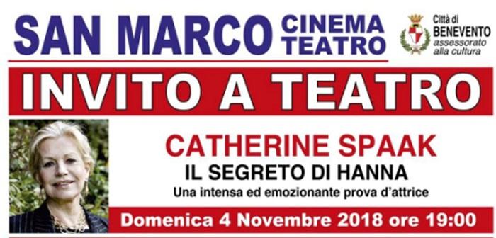 """""""Invito a Teatro"""", domenica 4 Novembre il primo appuntamento"""