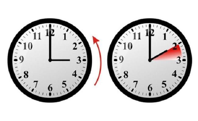 Domenica torna l'ora solare, si dorme un'ora in più.
