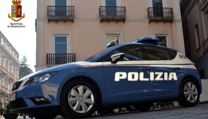 Benevento. Condannato per estorsione a centro scommesse: arrestato dalla Polizia