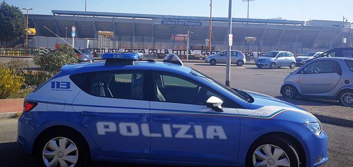 Polizia di Stato, il Questore firma il DASPO per un tifoso del Benevento Calcio