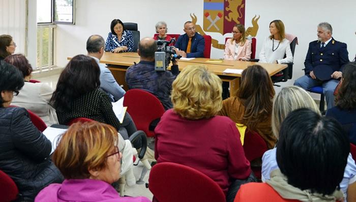 Polizia di Stato, il Questore di Benevento presenta i progetti di legalità per l'Anno Scolastico 2018/2019