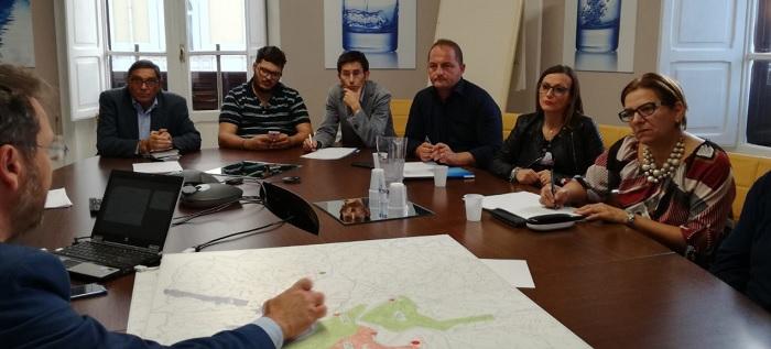 Gesesa presenta ai Comitati di Quartiere di Benevento il Progetto del Sistema di Depurazione.