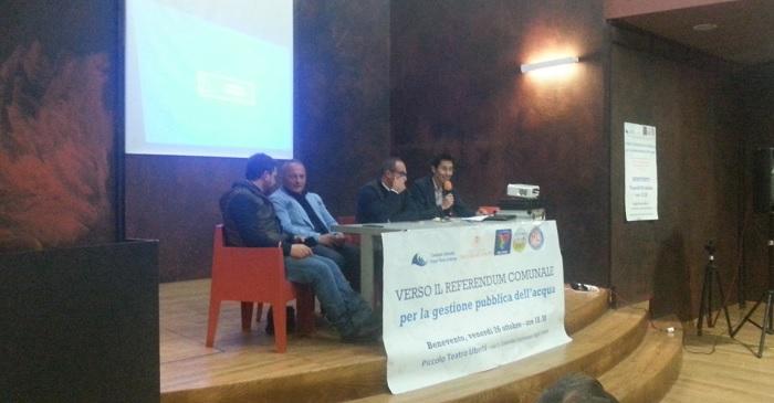 Gestione Pubblica dell'Acqua: il Referendum e la Coerenza Istituzionale.