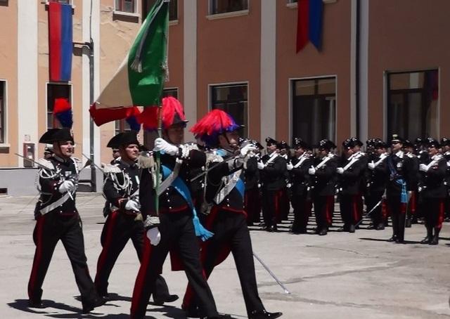 Benevento. Potenziate le stazioni dei Carabinieri