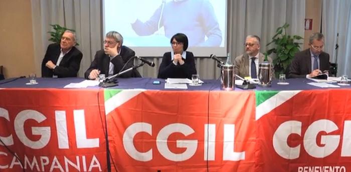 """La FILCAMS-CGIL di Benevento segnala la grave condizione in cui versano i dipendenti di """"Papino Elettrodomestici SpA"""" in cassa integrazione da circa un anno"""