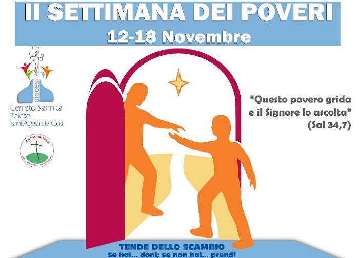 Settimana Diocesana dei Poveri, quest'anno presentazione dossier regionale sulle povertà.