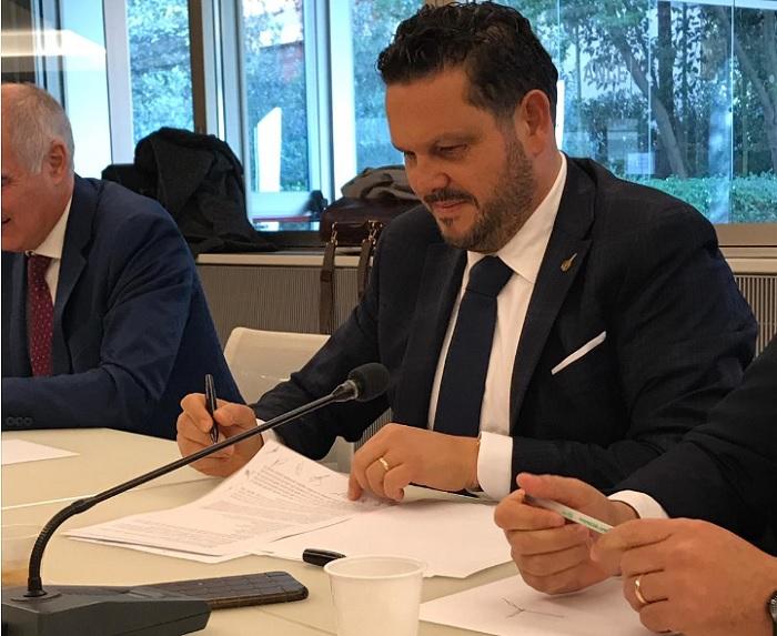 Linea Ferroviaria Napoli – Bari.Firmato un Protocollo tra Ance, Sindacati ed Azienda Appaltatrice.