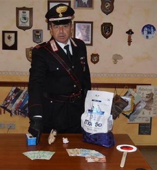 Pietrelcina. Coppia di napoletani spaccia banconote false: arrestati.