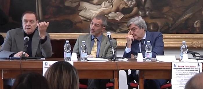 """Grimaldi : """" Bene l'utilizzo dei fondi post alluvione 2015″"""