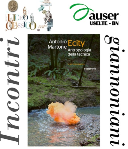 Antonio Martone al Classico con l'Auser-Uselte per discutere di un'antropologia della tecnica