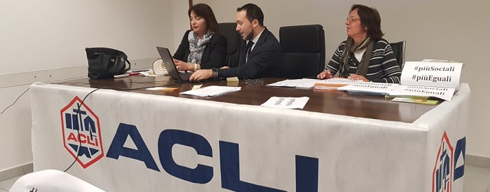 ACLI Colf di Benevento – Celebrato il congresso che ha eletto le delegate per l'Assemblea Nazionale.