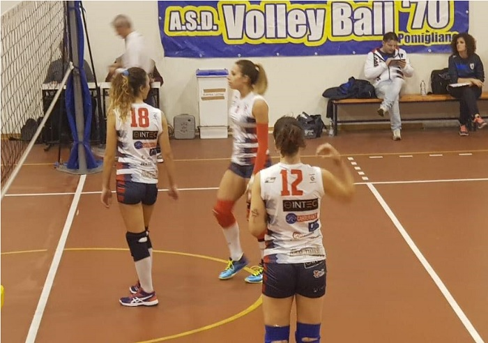 Bra.ti Formazione SG Volley: trasferta amara a Pomigliano D'Arco