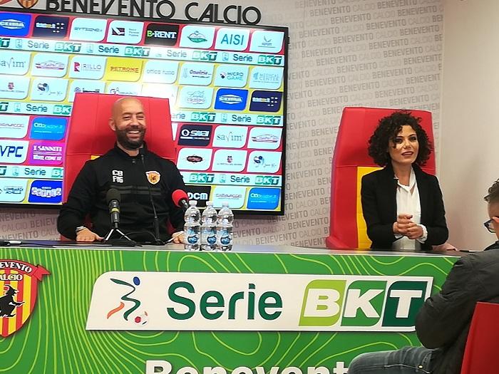 Anteprima di Benevento-Ascoli : il Bucchi-pensiero