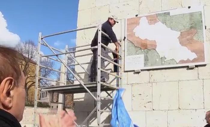 Campanile di Santa Sofia. Terminato il restauro dei pannelli.