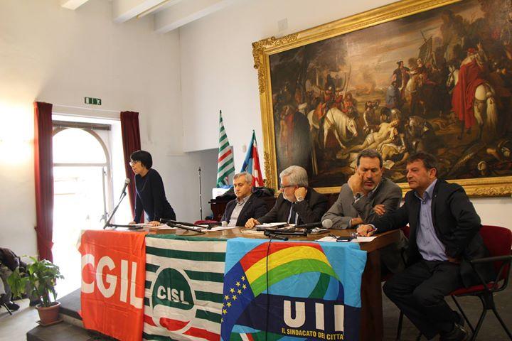 Non convince le organizzazioni sindacali la manovra del Governo