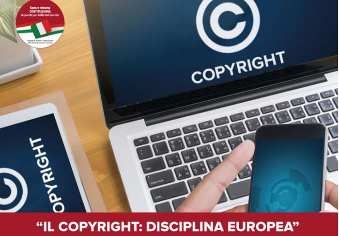 """All'Unifortunato Corso di formazione professionale dei giornalisti """"Il Copyright: Disciplina Europea"""""""