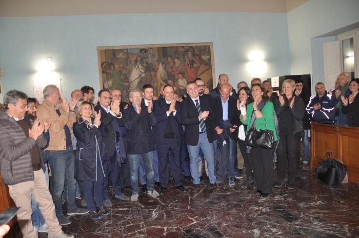 Mastella e Sandra Lonardo commentano la vittoria di Antonio Di Maria