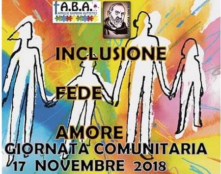 """Compagnia San Pio: domani a Pietrelcina la """"Giornata Comunitaria dedicata all'Autismo"""""""