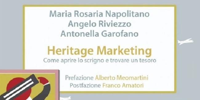 A Roma la presentazione del volume sull'Heritage Marketing firmato Unisannio