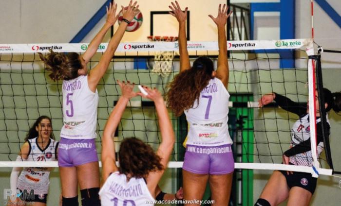 La Icaro Accademia Volley affronta la capolista Volley Project.
