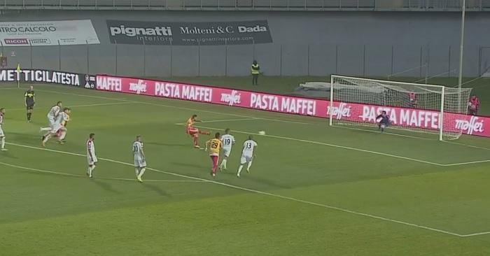 Il Benevento butta alle ortiche altri due punti. Carpi 2 Benevento 2