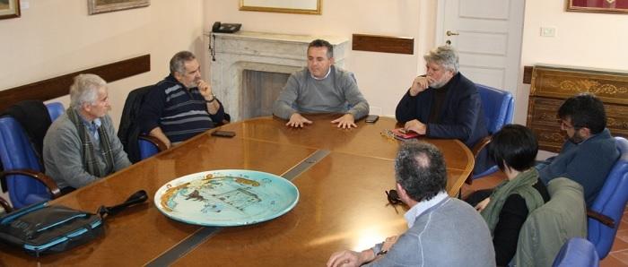 """Il Presidente della Provincia incontra il Comitato """"Viabilita' negata"""""""
