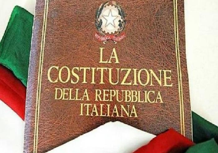 """Domani all'Unisannio i """"70 anni della Costituzione della Repubblica italiana""""."""