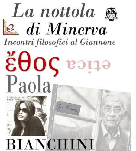 """Benevento.Terzo incontro de """"La nottola di Minerva"""" al Giannone: Paola Bianchini su Ricoeur"""