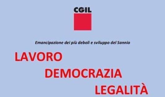 Cgil. Convegno su Lavoro, Democrazia e Legalità